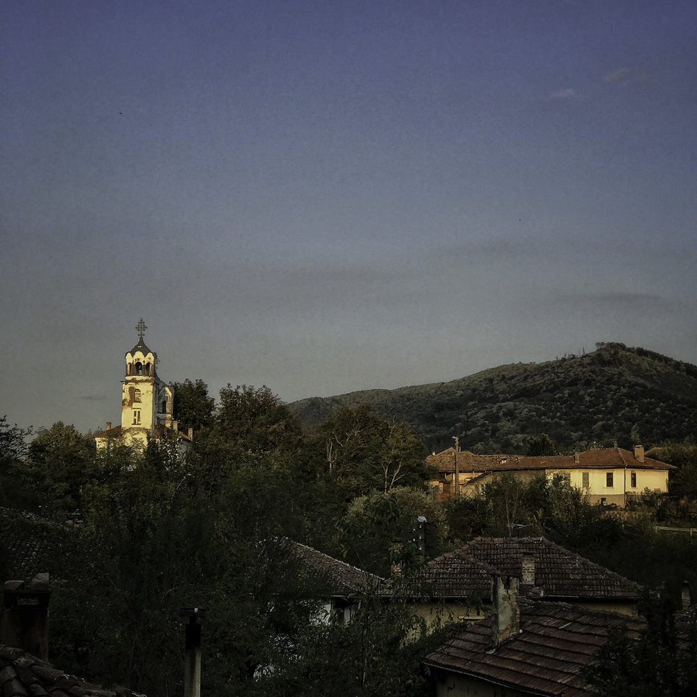 Church at Dusk, Mindya