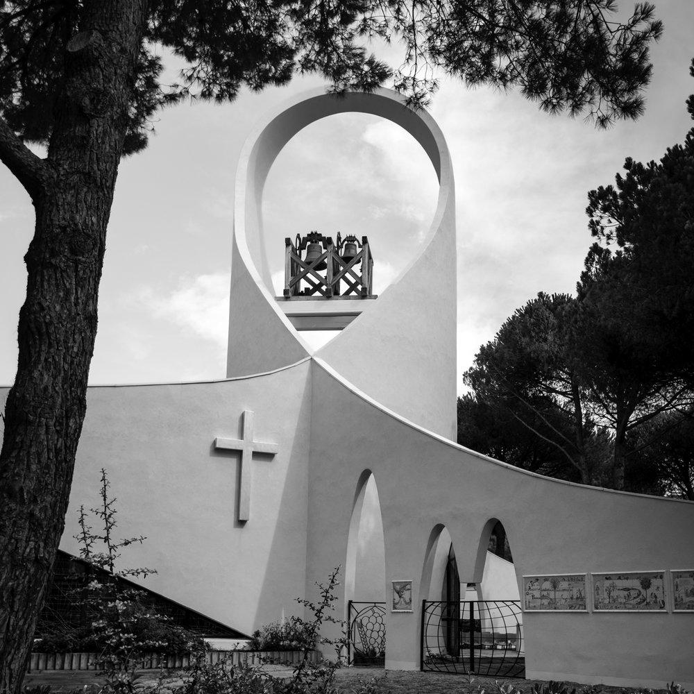 L'Église Saint Augustin, La Grande Motte