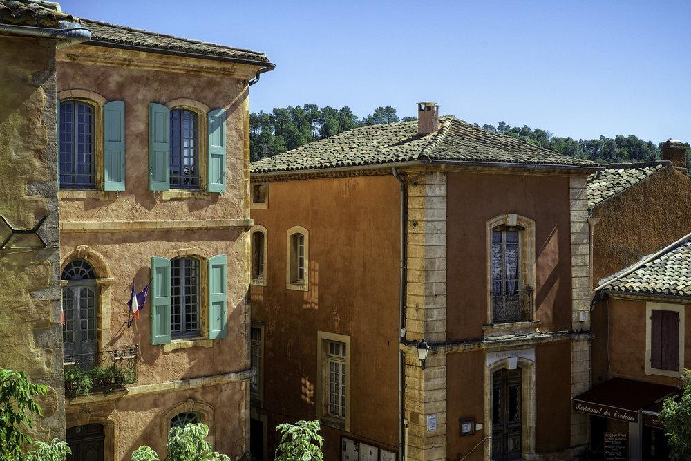 Mairie De Roussillon, Provence