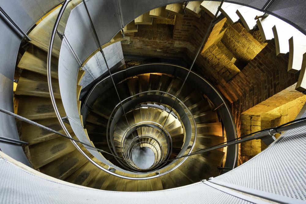 Stairwell, Glasgow Herald Building