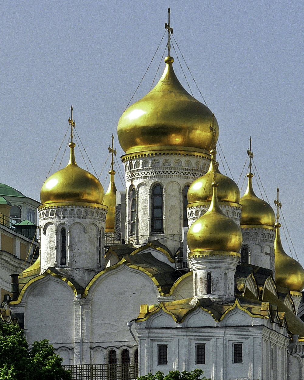 Cathedral of the Annunciation, Kremlin