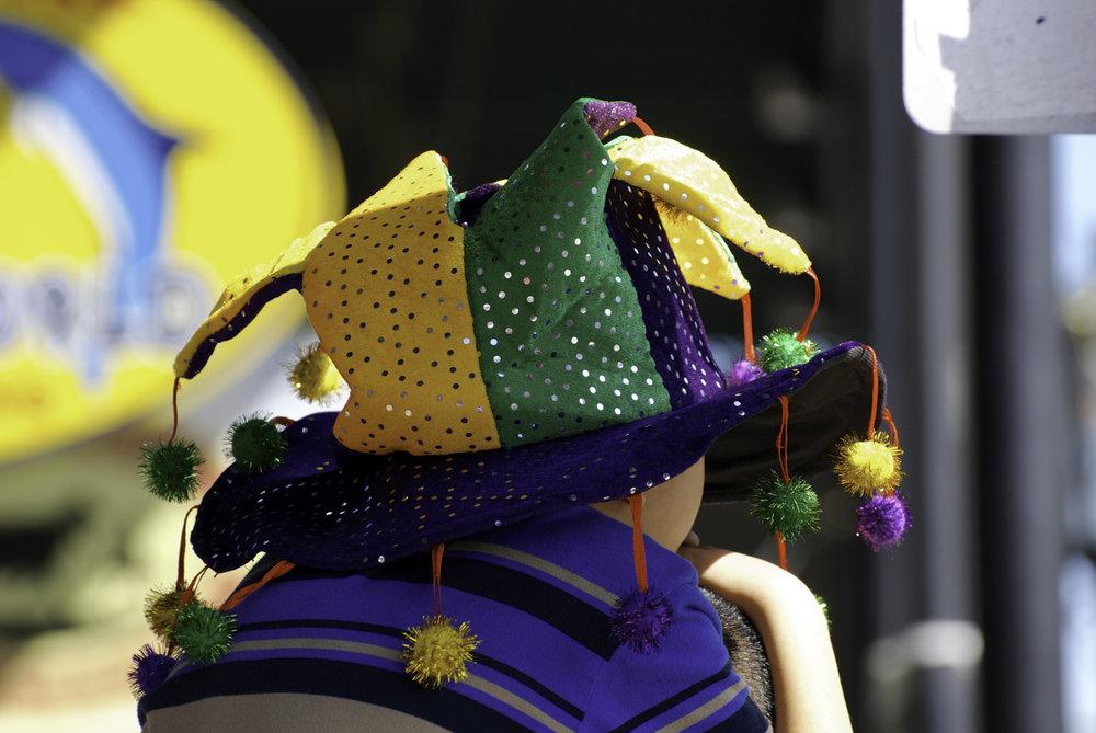 Galveston Mardi Gras
