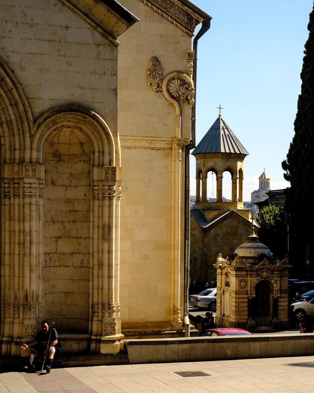 Kashveti Churh, Tbilisi
