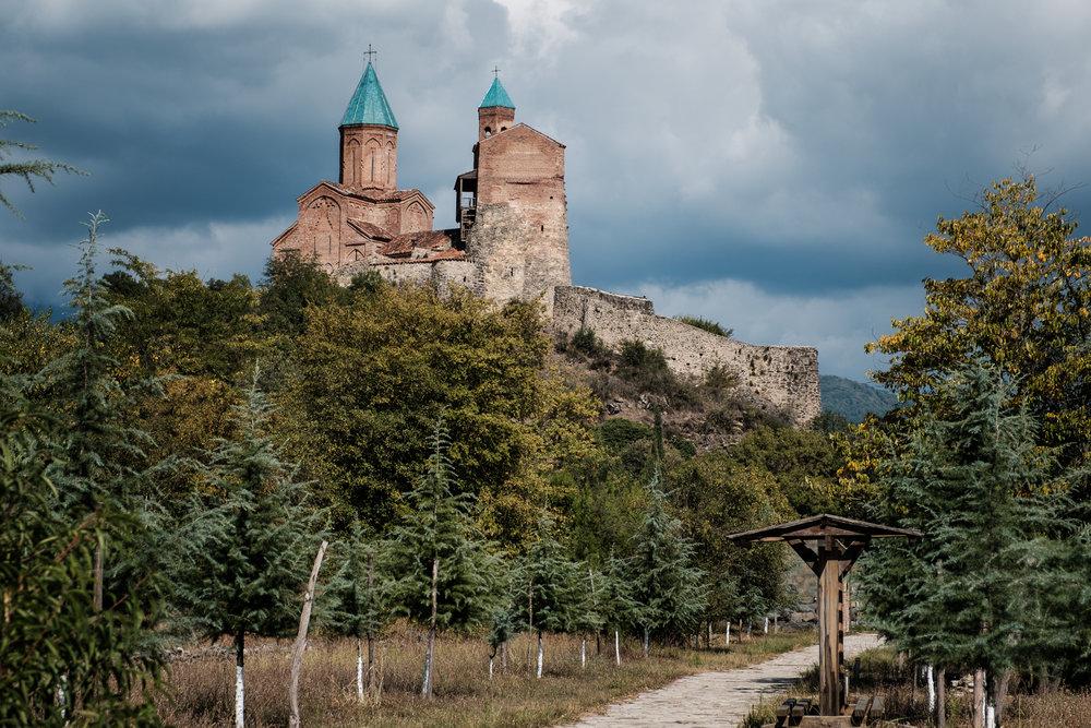 Gremi Fortress, Kakheti
