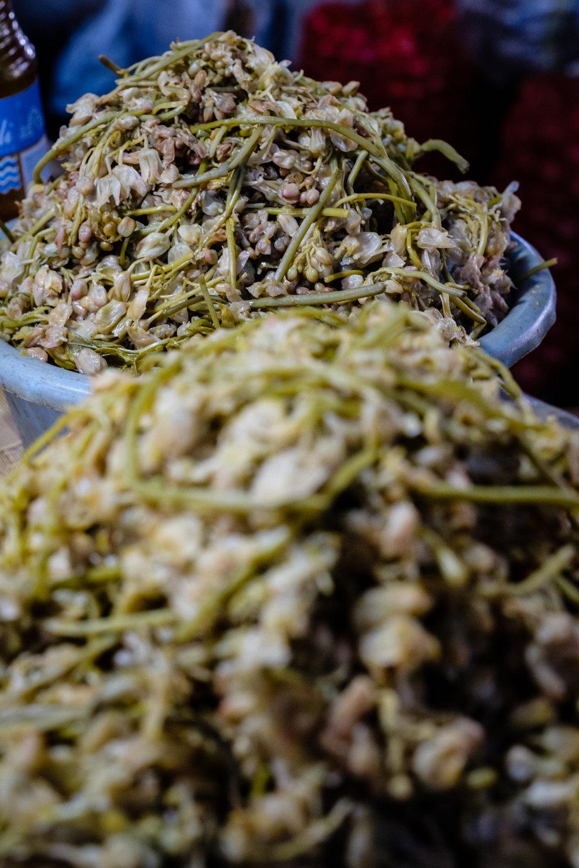 Fermented Jonjoli on Telavi Market