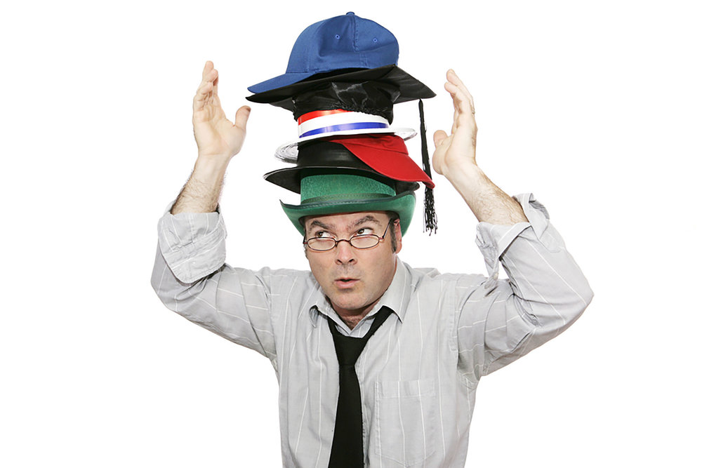 We Wear Many Hats So You DON'T Have To!          Learn More