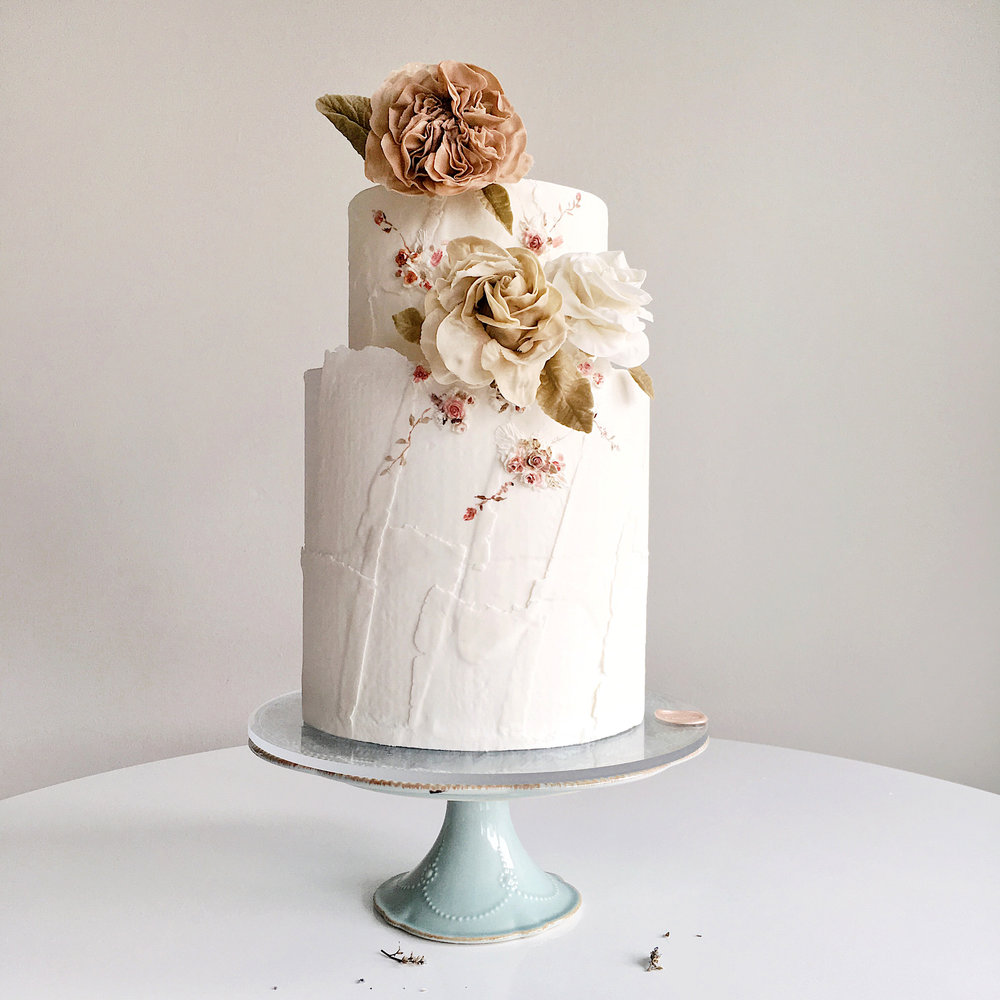 Wedding & Bridal Cakes — cynzcakes