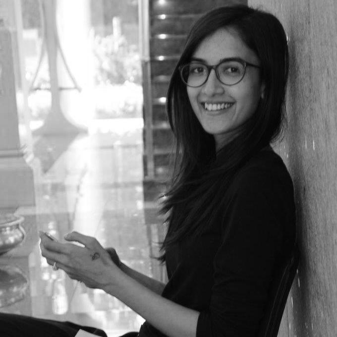 Veda Nadendla    Communications & Content Lead