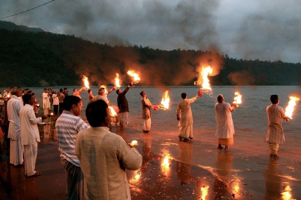 Prayers to the life giving Ganga