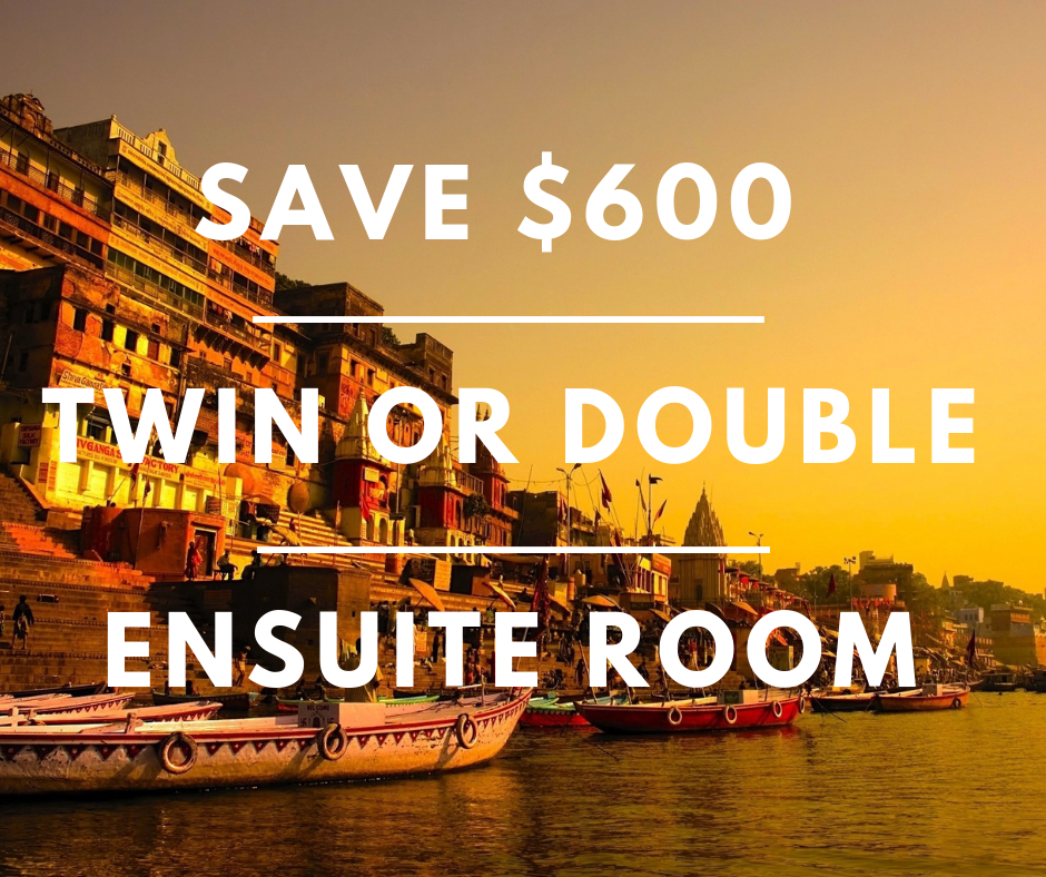 AUD$2,659 per person x2 (AUD$5,318 total)  Includes $600 discount for bringing a friend