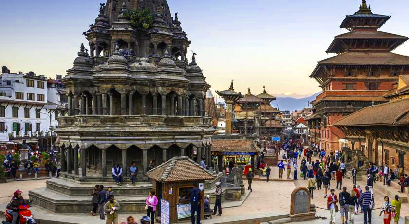 One night in Kathmandu enjoying its food and history