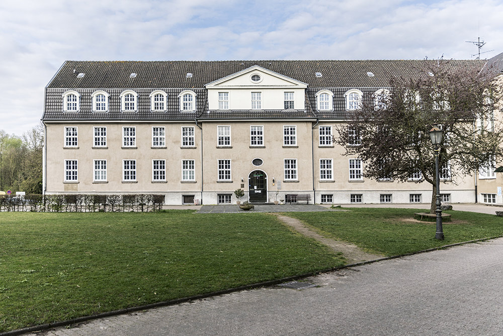Akademie Pension Gebäude