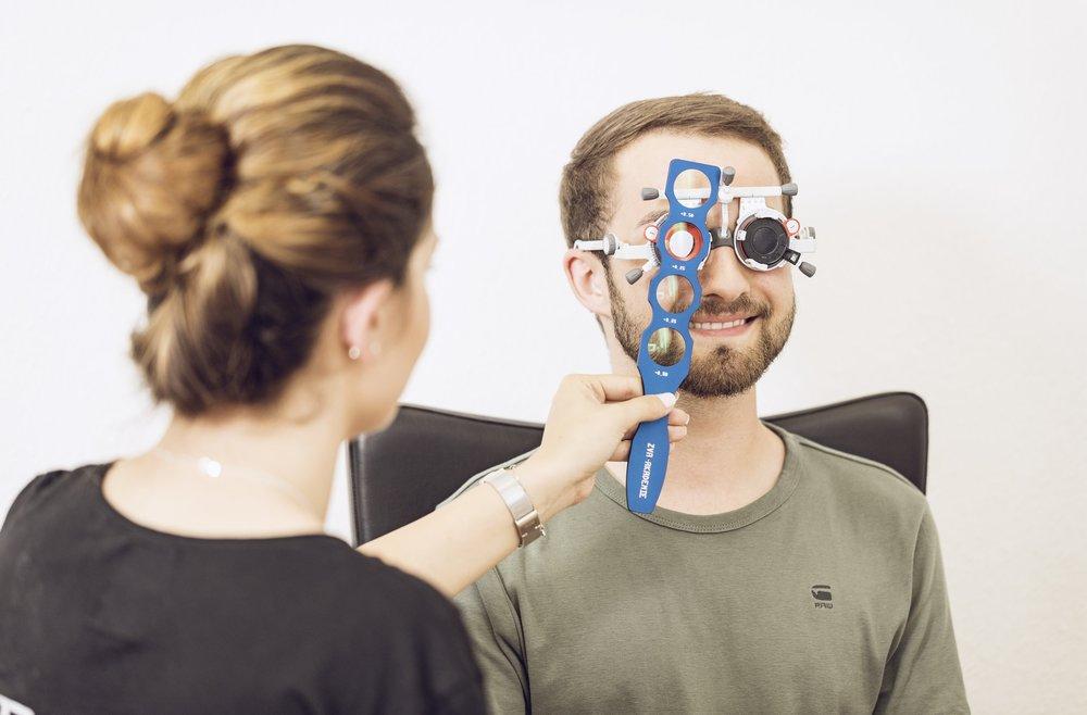Seminare für Augenoptiker & Optometristen — Akademie der Augenoptik