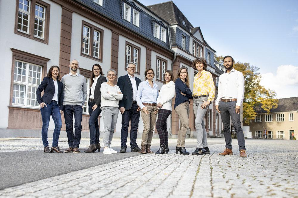 Das Akademie-Team -