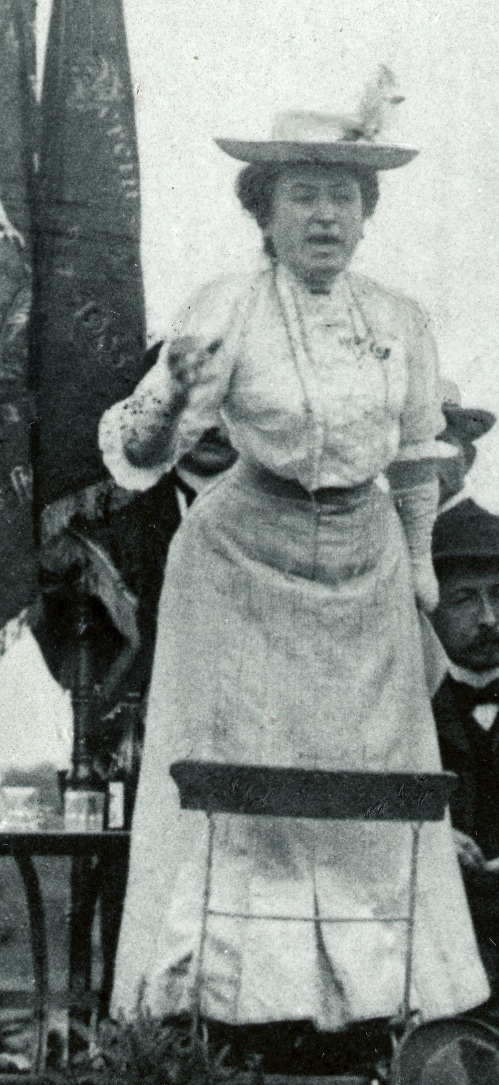 Rosa Luxemburg 1907