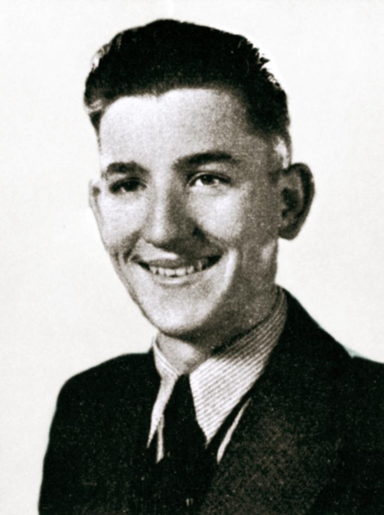 John Eichenhauer III, primer pionero bahá'í que llegó a El Salvador en 1948.