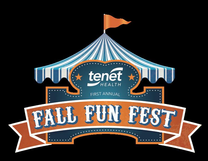 Tenet Fall Fun Fest Logo