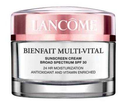 Lancome – Bienfait multi-vital moisturizer