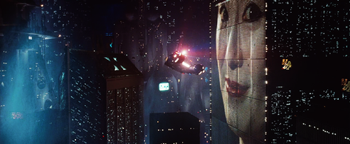Blade Runner  also set the standard visually for innumerable futuristic films via its stunning art direction. For instance,  Battlestar Galactica  (the 2004 series, not the 1970s original) and more recently  Westworld  (2016) evolved from  Blade Runner  artistically, philosophically, and theologically.