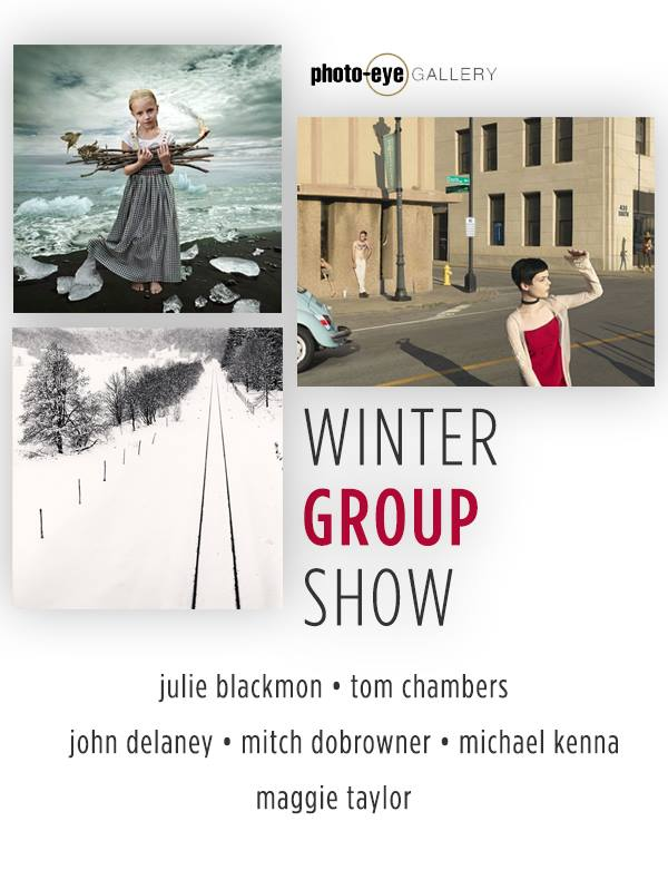 Photo-eye GalleryWinter Group Show - January 26th, 2018