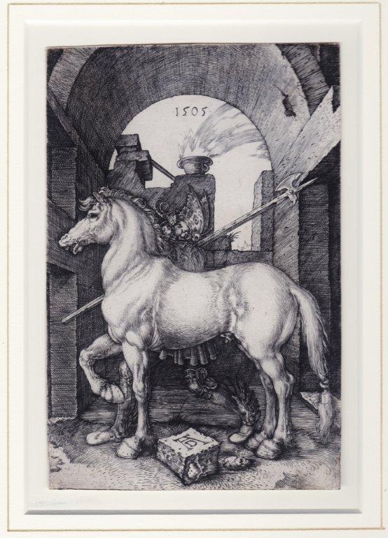 Dürer, The Small Horse ,1505