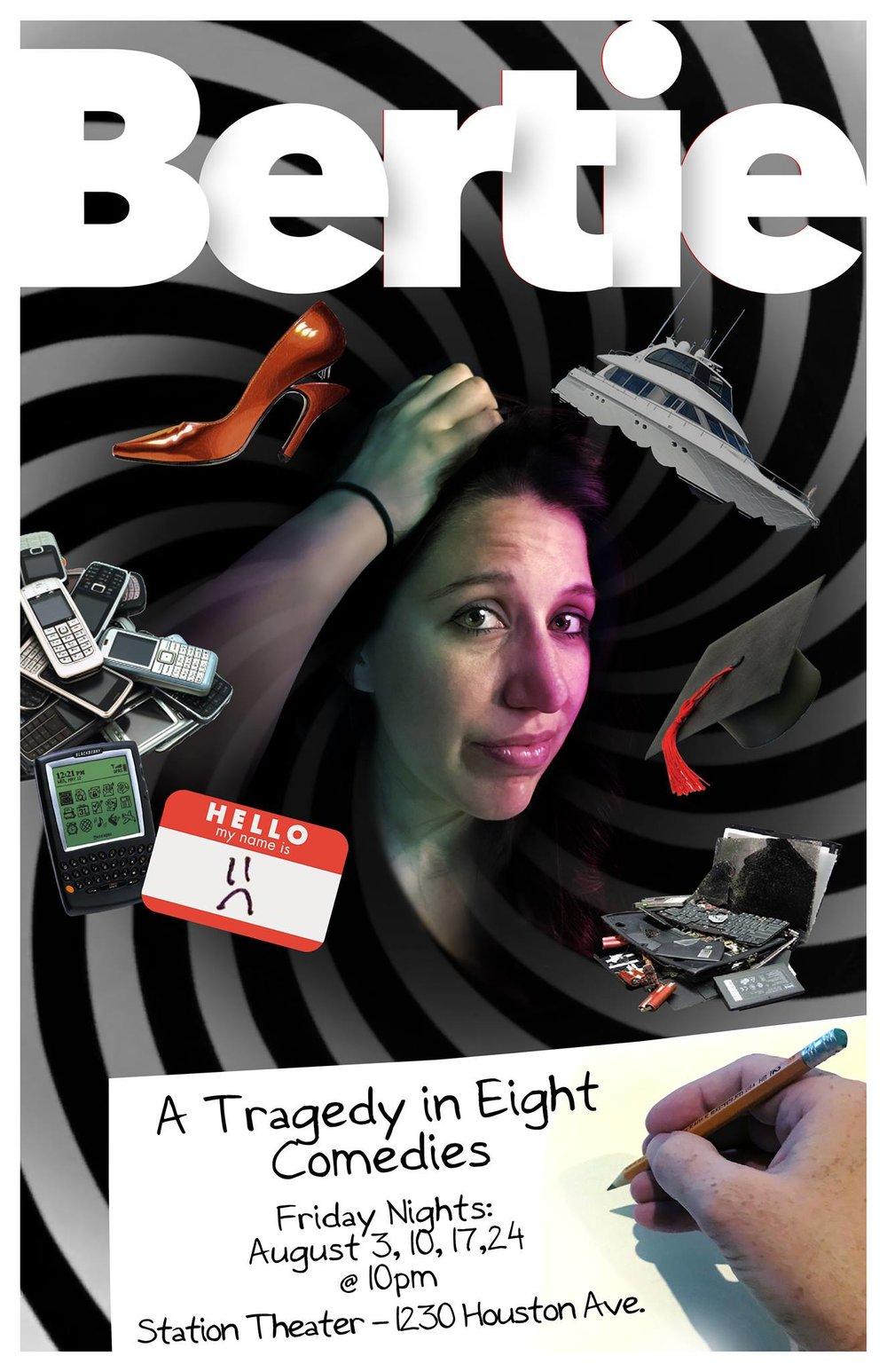 Jesse Garson- Poster Design