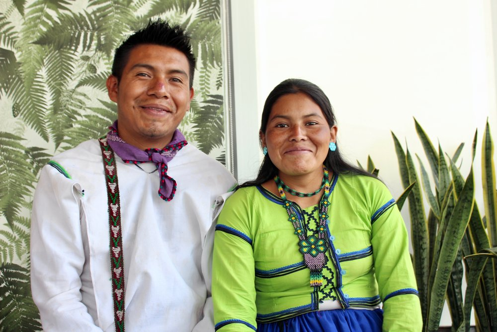 Marcelino and Agustina from San Andrés, Jalisco