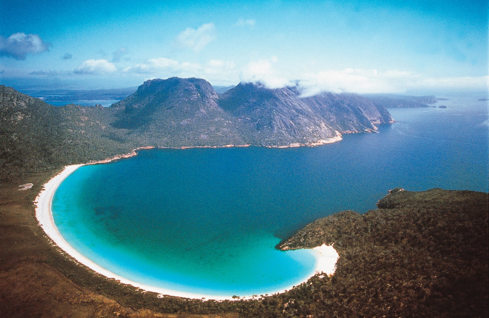 PREHISTORIC BEAUTY - Australia and New Zealand's medley of mountains, deserts, reefs, forests, beaches and multicultural cities are an eternal draw for travellers. Remote, beautiful and friendly, the Pacific islands' white sands and clear waters are almost dreamlike in their perfection.