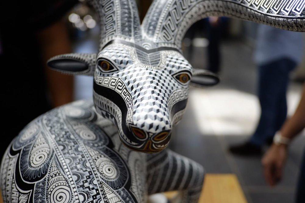 ALEBRIJES: wood carvings from oaxaca -