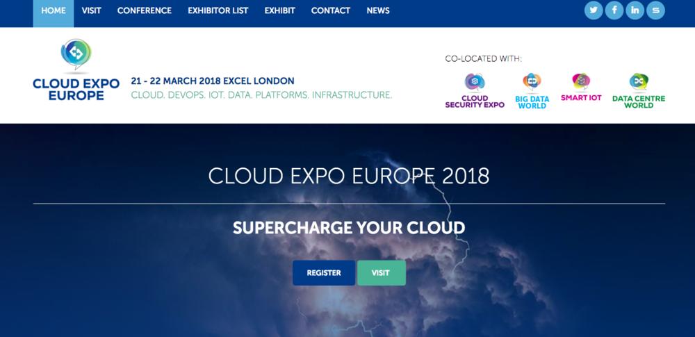 出典: Cloud Expo Europe