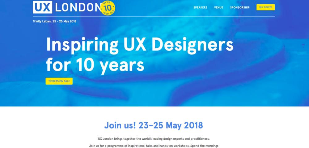 出典: UX London