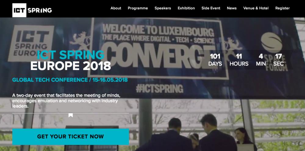 出典: ICT Spring Europe 2018