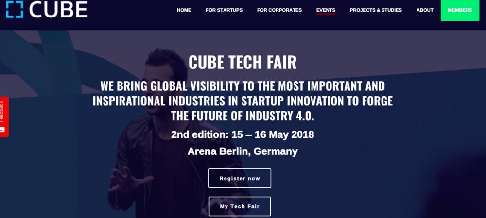 出典: Cube Tech Fair