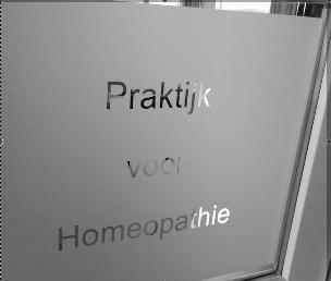 Homeopathie voor Alkmaar en omstreken - Homeopaat Alkmaar
