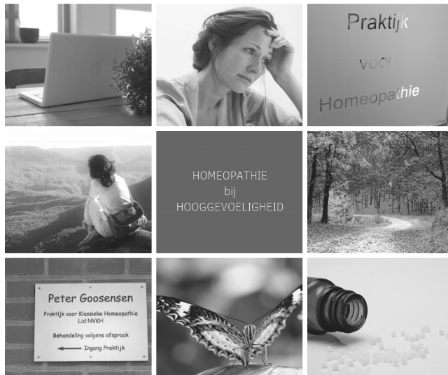 Homeopathie & Coaching - Hooggevoeligheid - HSP