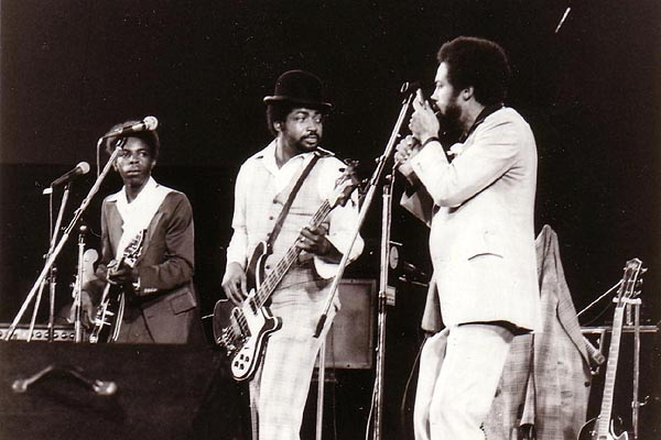 Billy Branch with the original Sons of Blues at the 1977 Berlin Jazz Fest
