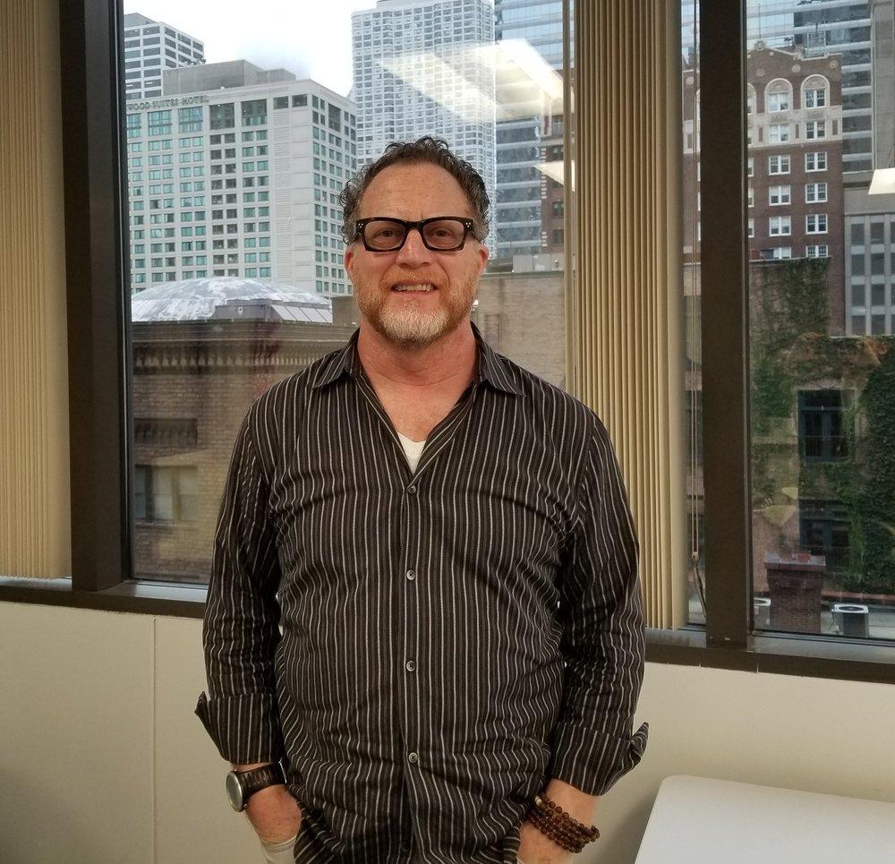 Chicago-based filmmaker Scott Smith