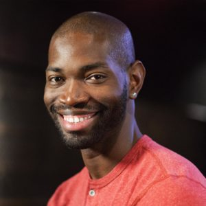 Playwright/screenwriter, Tarell Alvin McCraney