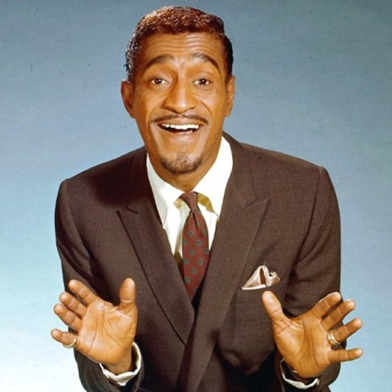 real Sammy Davis Jr.