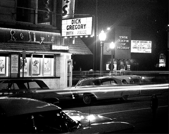 Street view of Mister Kelly's
