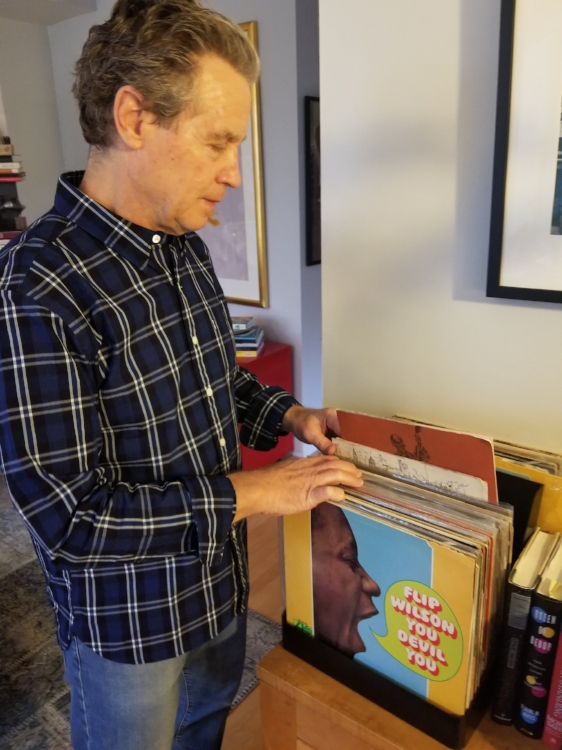 David Marienthal going through the live albums recorded at Mister Kelly's and the London House