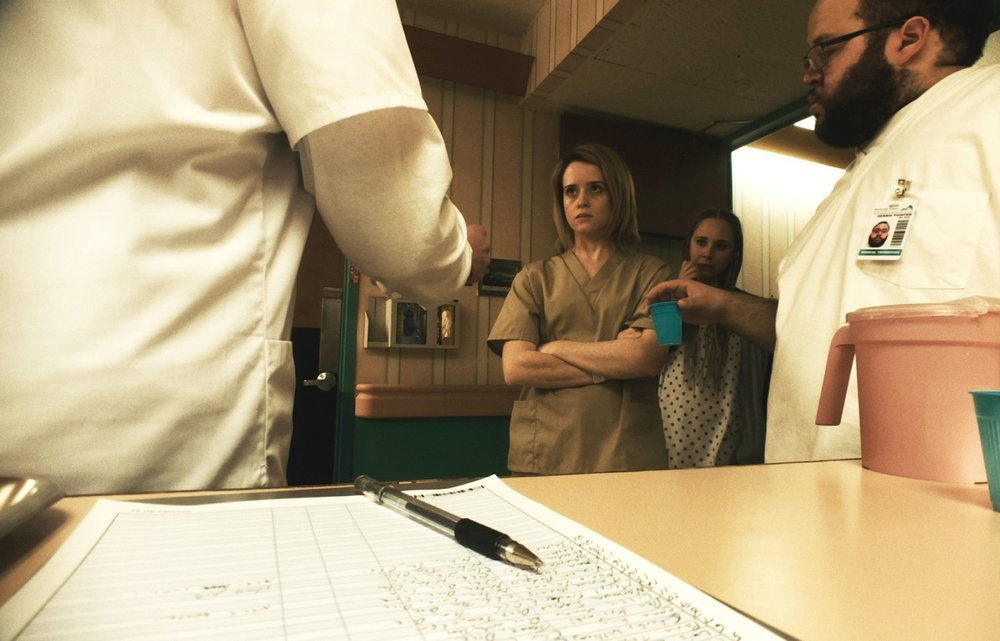 Image from a scene in UNSANE