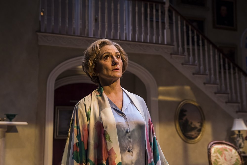 Janet Ulrich Brooks in Lookingglass Theatre's PLANTATION!