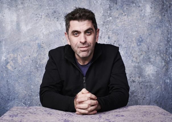 Eugene Jarecki, director of THE KING