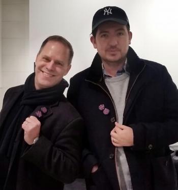 Neil Tobin & WDCB's Gary Zidek