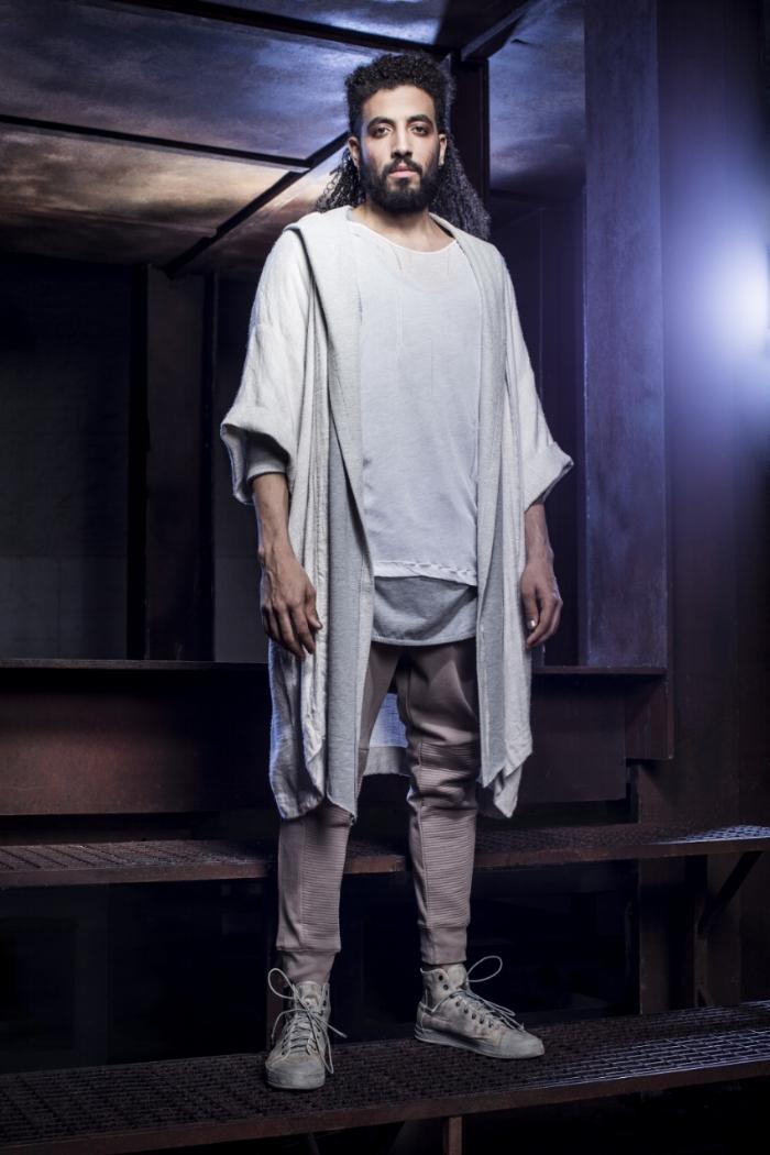 Heath Saunders as Jesus