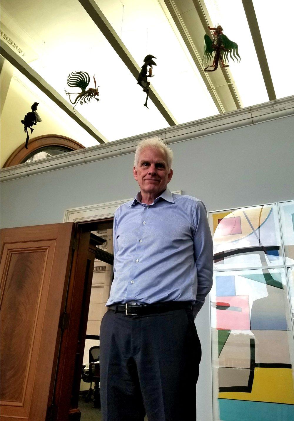 DCASE Commissioner Mark Kelly