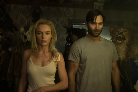 Kate Bosworth & Tyler Hoechlin in THE DOMESTICS