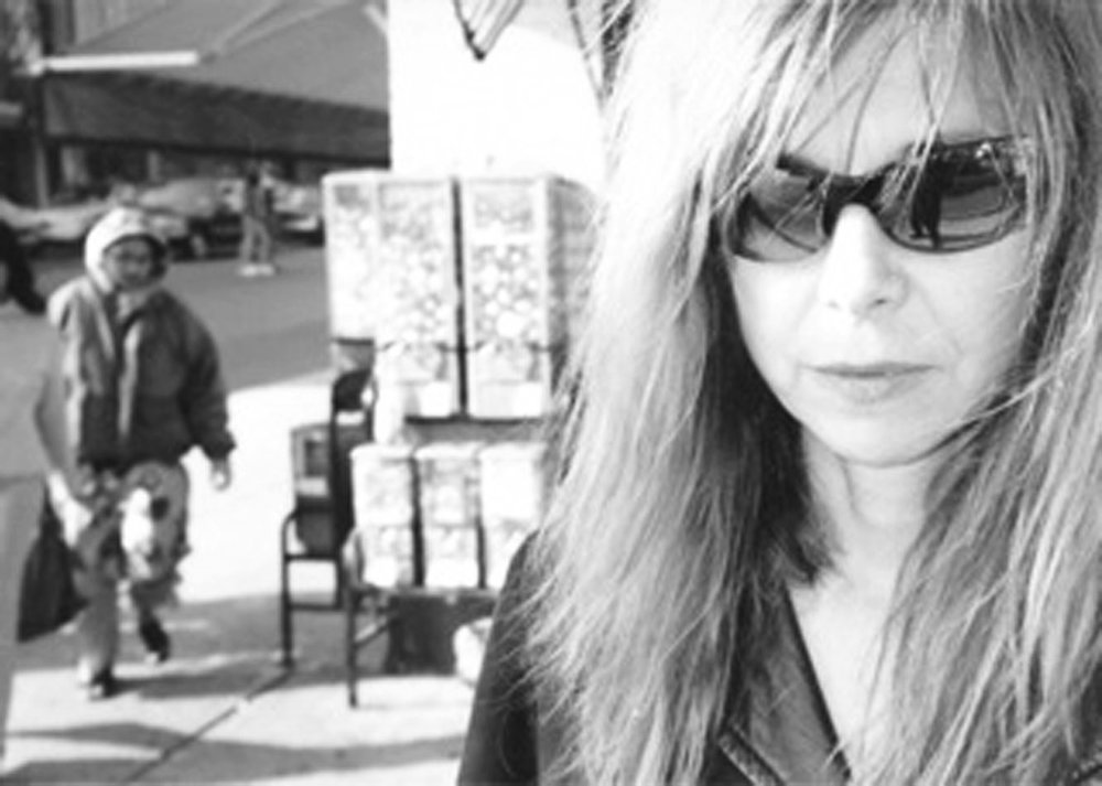 Filmmaker Sara Driver.Photo courtesy of Magnolia Pictures.