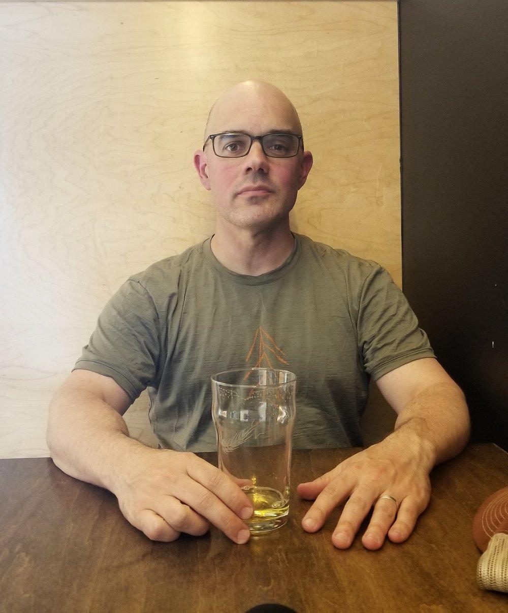 Author Josh Noel